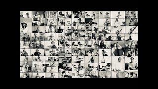 100 musiciens de l'Orchestre Philharmonique de Radio France jouent Charlie Chaplin pour UNICEF