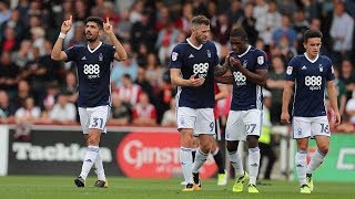 Highlights: Brentford 3-4 Forest (12.08.17)
