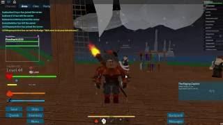 ROBLOX: [Arcane Adventures]-como obter armas mágicas/armadura no nível 30