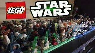 Моя коллекция Минифигурок LEGO STAR WARS