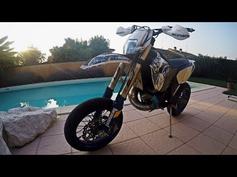 NCH STYLE! - Husaberg 300