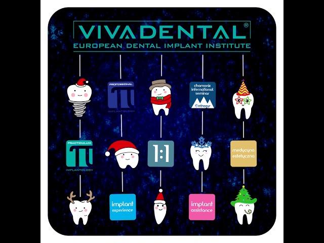 Instytut Vivadental na Święta Bożego Narodzenia i Nowy Rok 2021!