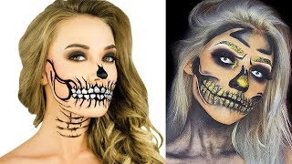 Special Effects Makeup Transformations | Top 15 Easy Halloween Makeup Tutorials Compilation 2018 #4