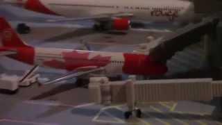 Toronto Pearson Model Airport