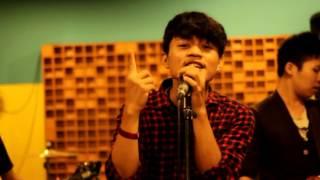 Anji   Dia   Rock Cover by Jeje GuitarAddict ft Resnu Andika Swara of Last Crying