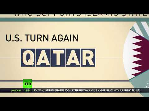 Who supports ISIS? Israel, Turkey, US, Qatar?