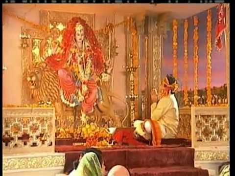 Kabhi Fursat Ho To Jagdambe Full Song Tere Bhagya Ke Chamkenge Taare   YouTube