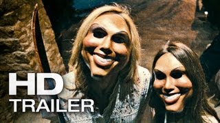 THE PURGE Trailer Deutsch German | 2013 Official Film [HD]