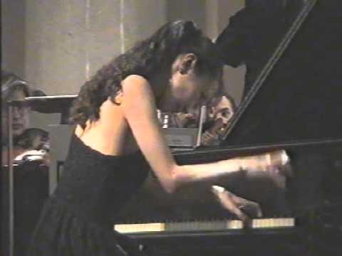 2002.11.24 Liszt Hungarian Rhapsody No.2, Danse Macabre (Saint-Saëns), S 555