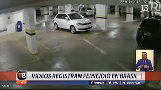 El brutal femicidio que remece a Brasil