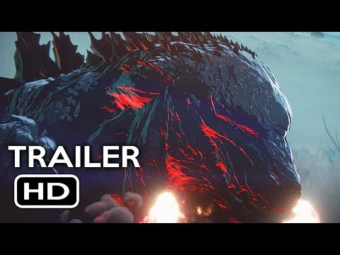 Godzilla: Monster Planet Official Trailer...