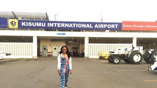 Jambojet to Kisumu   Experiences in Kenya