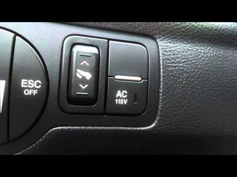 Hyundai Veracruz-Adjustable Pedals Explanation