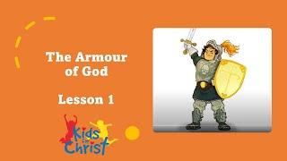 KFC June Holiday Program - The Armor of God 1 (12 Jun 2021)
