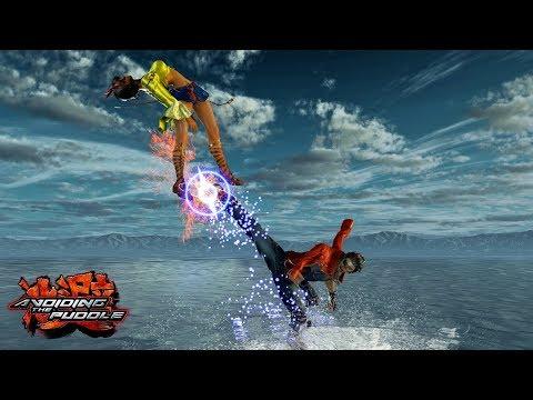 Aris Plays Tekken 7 Ranked w/ Josie - Hwoarang, An Exercise in Composure