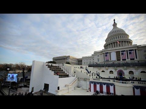Boicot y apuro musical: todos los secretos sobre la investidura de Donald Trump