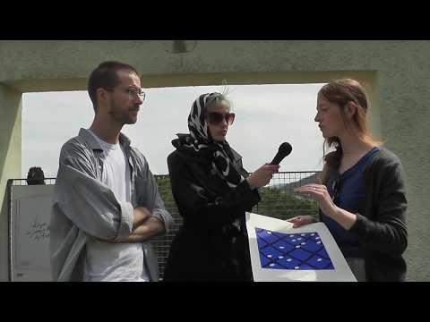 """Interview avec les designers de foulards de soi de """"La Falaise"""""""