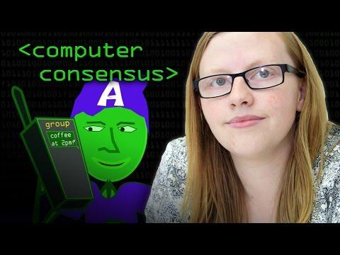 Consensus & Organising Coffee - Computerphile