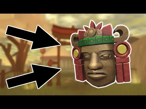 How to get the Olmec Mask | Roblox [STILL CAN GET]