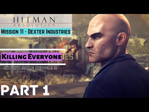 hitman absolution gameplay part 1