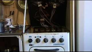 Электропечь Лысьва. Как разобраться в подводящих проводах.