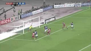 日本 VS タジキスタン 8-0 ハイライト thumbnail