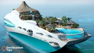 10 Ridiculously Expensive Boats Only The Rich Can Afford