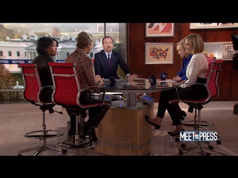 Full Panel: 'Donald Trump is, number one, about Donald Trump'   Meet The Press   NBC News