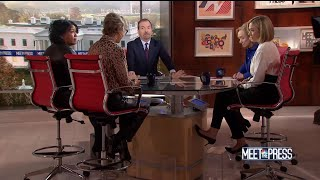 Full Panel: 'Donald Trump is, number one, about Donald Trump' | Meet The Press | NBC News