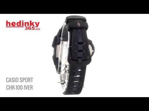 Casio Sport CHR 100 1VER YouTube