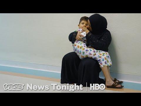 Inside Syrian Refugees' Battle To Get Healthcare (HBO)