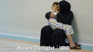 Inside Syrian Refugees' Battle To Get Healthcare (HBO) thumbnail
