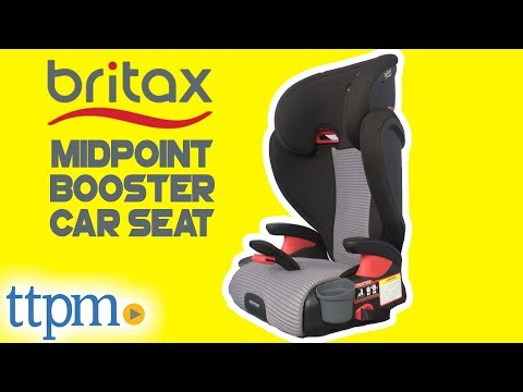 Midpoint Booster Car Seat From Britax