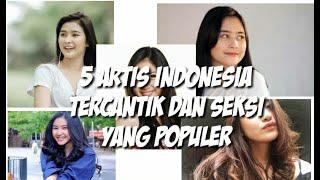 Download lagu 5 artis Indonesia terpopuler cantik dan seksi