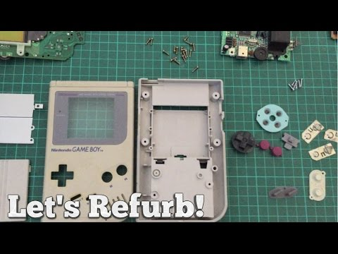 Let's Refurb! - Original Gameboy