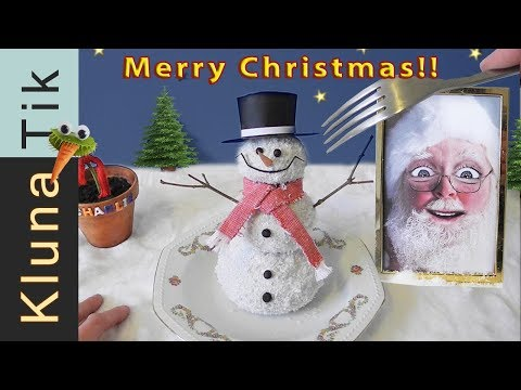 MERRY CHRISTMAS!!! Kluna Tik Dinner #94 | ASMR eating sounds