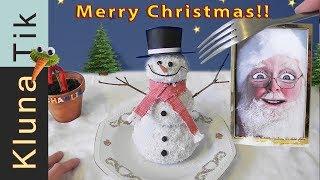 Baixar MERRY CHRISTMAS!!! Kluna Tik Dinner #94 | ASMR eating sounds