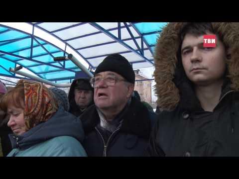 Собрание жителей бывшего военного городка Истра-1