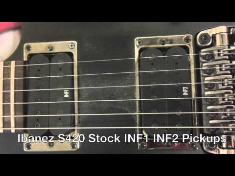 changing the pickups in an ibanez s420 guitar the inability to changing the pickups in an ibanez s420 guitar the inability to follow simple instructions