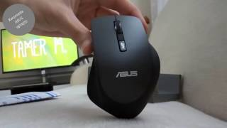 ASUS WT425 Mouse İncelemesi