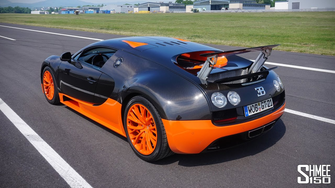 Bugatti Veyron Super Sport WRE - Onboard Ride and Discussion - YouTube