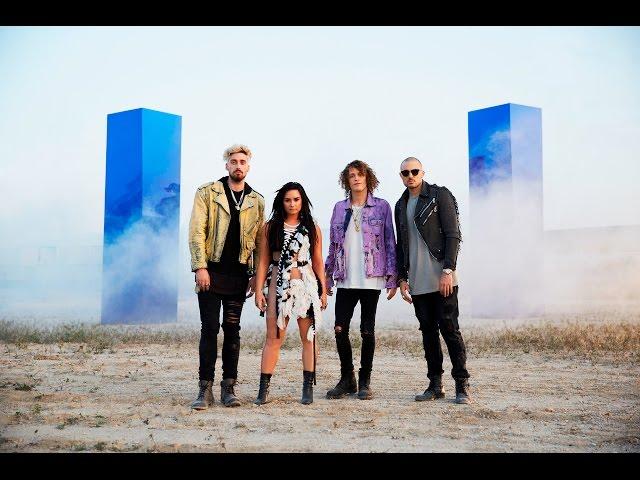 Cheat Codes y Demi Lovato publicaron el videoclip de No promises