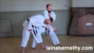 Practical Kata Bunkai: Kushanku / Kanku-Dai (Strikes into Neck Crank)