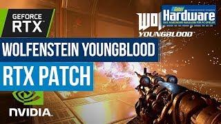 Cover images Wenn 6 Gigabyte nicht mehr ausreichen | Wolfenstein Youngblood + RTX | Gameplay-Grafik