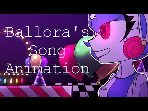 [FNAF Animation] Ballora's Song - FNAF Sister Location