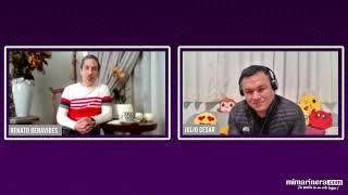🔴 Pista 12 🔥 Hugo Romero se une a la entrevista con Renato Benavides