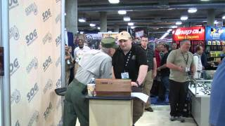 Old Guy Tech Outtakes at SHOT Show Las Vegas 2011