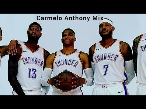 "Carmelo Mix Thunder Promo Tory Lanez ""Shooters"" Mix"