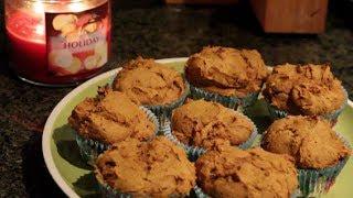 Pumpkin Spice Muffins Recipe!