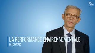La performance environnementale des bâtiments - Environnement et performance énergétique